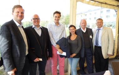 Sommerempfang JU/MIT/CDU Zossen/Rangsdorf