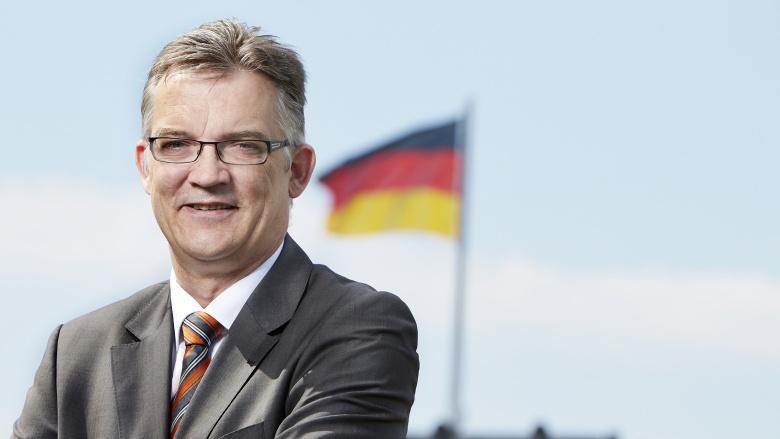 Uwe Feiler MdB, Vorsitzender der MIT-Brandenburg