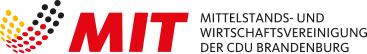 Logo der Mittelstands- und Wirtschaftsvereinigung der CDU Brandenburg