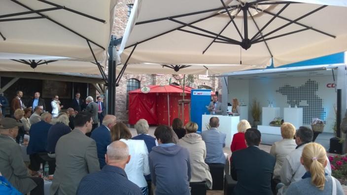 Bild der Veranstaltung vom 25.08.2014 in Wustermark