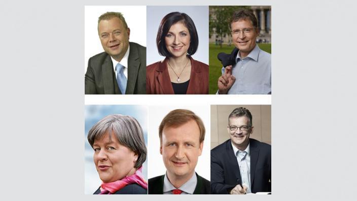 CDU/MIT Kandidaten zur Bundestagswahl